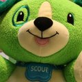 LeapFrog My Pal Scout takes on iTeddy