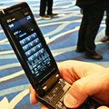 Casio launches new touchscreen phone in Japan