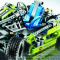 New LEGO TECHNIC models available