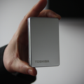 Toshiba Store Steel and Store Art hard drives debut