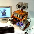 Fanboy creates Wall-E PC