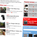Pocket-lint launches 4000 homepages