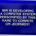 VIDEO: IBM computer to be a Jeopardy! contestant