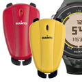 Suunto offers limited-edition red and yellow Foot PODs