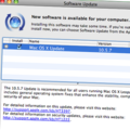 Apple OSX 10.5.7 update released