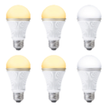Sharp develops non-insect-attracting lightbulbs