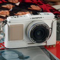 Olympus E-P1 sees official launch