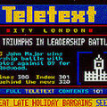 Teletext to close
