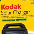 Kodak launches solar charger