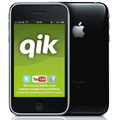Qik launches iPhone 3GS app