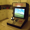 VIDEO: Tabletop NES arcade cabinet built