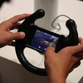 iPod touch gets racing wheel