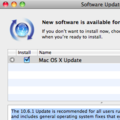 Apple Snow Leopard 10.6.1 update issued