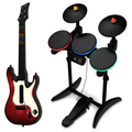 Band Hero introduces new controllers