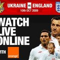 Orange to offer England Ukraine match