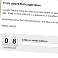 Google Wave users get more invites