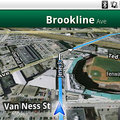 Google to add free turn-by-turn navigation functionality to Maps on Android 2.0 phones