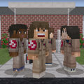 Minecraft 'Stranger Things' skin pack arrives alongside season two