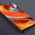 Xiaomi launches a ceramic unibody sequel to the slim-bezeled Mi Mix