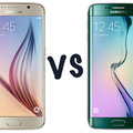 Samsung Galaxy S6 vs Samsung Galaxy S6 edge: What's the difference?