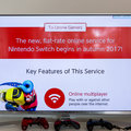 Nintendo Switch online subscription service goes live in autumn, play for free until then