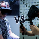 Oculus Rift vs HTC Vive: VR's best experiences go head to head