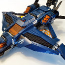 We built Lego's new Avengers Ultimate Quinjet - what a set!