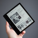 Amazon Kindle Oasis review: (What's the story) reading glory?
