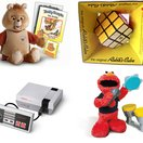 The most popular Christmas toys and tech from the last 40 years