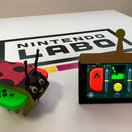 Nintendo Labo initial review: Crazy cardboard fun for the Switch