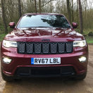 Jeep Grand Cherokee review: A comfortable, commanding cruiser