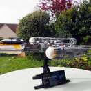 We built Lego's super new Y-Wing Star Wars set!