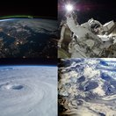 44 breath-taking images from the International Space Station