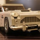 Check out the awesome Lego version of James Bond's iconic Aston Martin DB5