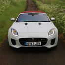 Jaguar F-Type convertible review: Four to the floor?