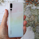 Huawei P20 Pro Pearl White in pictures: 'Like a unicorn marshmallow'