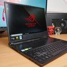 Asus ROG Zephyrus S GX531 with Nvidia RTX review: A slim gaming machine with ray tracing smarts