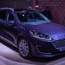 Ford Kuga (2019) in pictures: A closer look at Ford's hybrid SUV