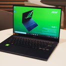 Acer Swift 5 (2019) initial review: Now with discrete graphics