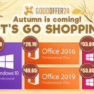 Get Windows 10 Pro for less than $12 and Office for less than $30!