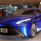 Toyota Mirai 2020 in pictures: Hydrogen fuel cell's fresh new image