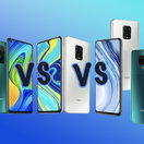 Redmi Note 9 vs Note 9S vs Note 9 Pro: What's the difference?