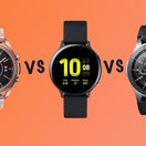 Meilleur Samsung Galaxy Watch: Galaxy Watch 3 vs Active 2 vs Galaxy Watch
