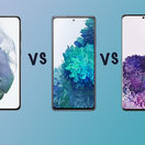 Samsung Galaxy S21+ vs S20 FE vs Galaxy S20+: What's the difference?