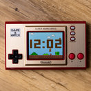 Nintendo Game & Watch Super Mario Bros in Bildern: Retro Handheld Himmel