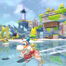 Super Mario 3D World + Bowsers Wutbericht: Los gehts!