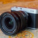 Fujifilm X-E4 review: Big quality in a small package