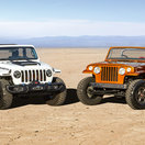 The Jeep Magneto is a cheeky electric Wrangler concept
