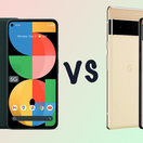 Google Pixel 5a 5G vs Pixel 6: What's the difference?