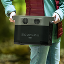 What makes the EcoFlow DELTA mini the ideal backup power for travelling